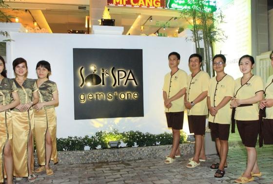 Khai Trương Sỏi Spa 2